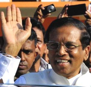 Выборы президента в Шри-Ланке: оппозиция впереди.