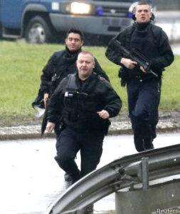 Французские правоохранители ликвидировали братьев Куаши