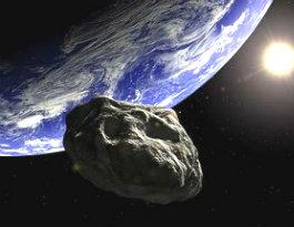 Километровый астероид приближается к нашей планете.