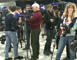 """Кинособытие года - в Москве сегодня вручают """"Золотого орла""""."""