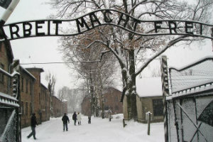 Освобождение Освенцима семьдесят лет спустя.
