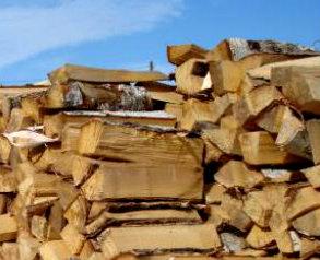 Эстония хочет топить дровами