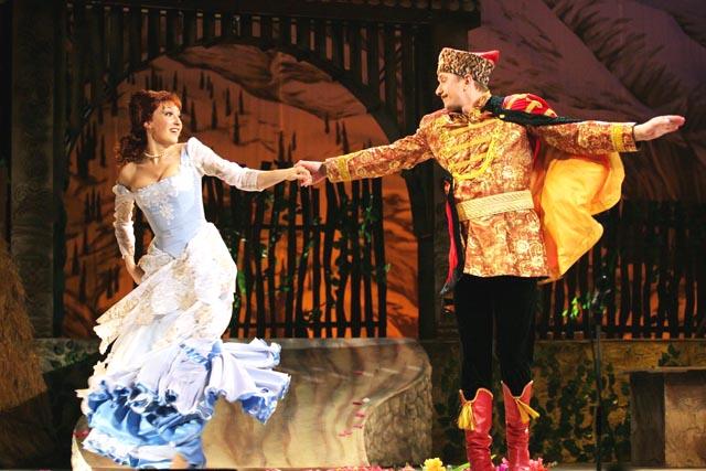 В Уфу приезжает на гастроли Государственный академический Малый театр