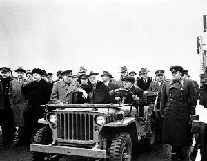 Семьдесят лет назад произошла судьбоносная встреча глав государств антигитлеровской коалиции.