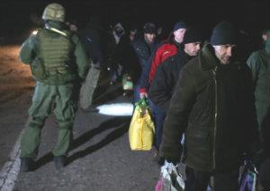 На Донбассе произошел обмен военнопленными