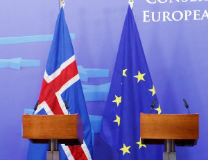 """Исландия сказала """"нет"""" Евросоюзу."""