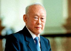 Отец Сингапура