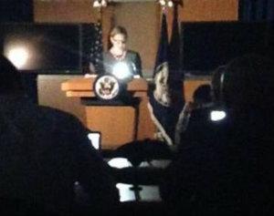 Темнота в Белом доме