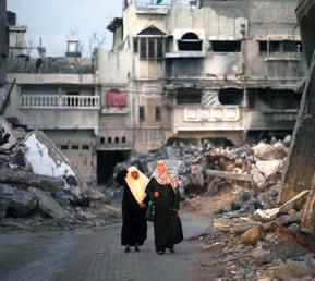 Правозащитная организация обвиняет Израиль в бомбежках мирных домов