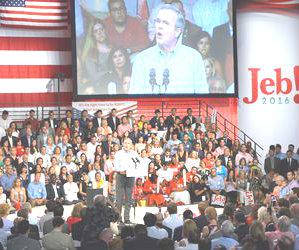 Третий Буш намерен занять президентское кресло