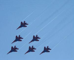 Россияне увидят самолеты будущего