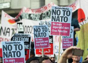 Анти-НАТО или долой военных
