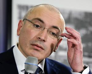 Второй Ленин - Ходорковский из Цюриха возрождает оппозиционное движение в России
