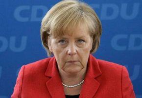 Ангела Меркель надеется на помощь России в решении сирийского вопроса