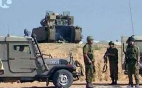 Обострение арабо-израильского конфликта