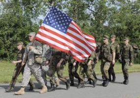 США могут увеличить своё военное присутствие в Европе