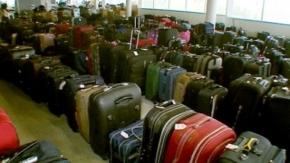 Уфимские туристы, недавно прибывшие из турпоездки в Египет, начинают получать свой багаж