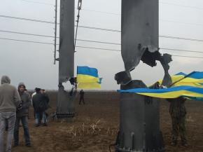 Крым обесточен в результате из-за подрыва в Херсонской области опор четырех высоковольтных линий электропередачи
