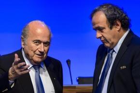 Блаттер и Платини не смогут заниматься футбольной деятельностью 8 лет