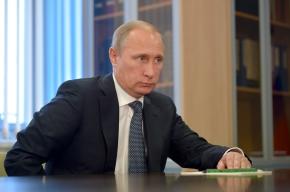 Путин считает, что в резком падении цен на нефть есть и положительные моменты для экономики