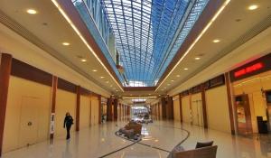Падение посещаемости торговых комплексов и кинотеатров в стране достигло дна.