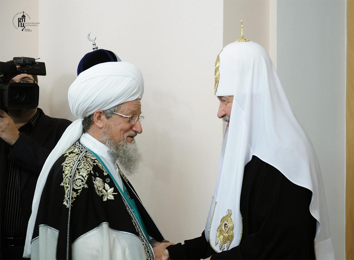 Какова была цель визита Патриарха Кирилла в Уфу