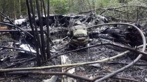 """Уголовное дело по факту крушения одного из самолетов из пилотажной группы """"Русских витязей"""" возбуждено"""