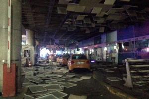 Теракт в аэропорту Стамбула.