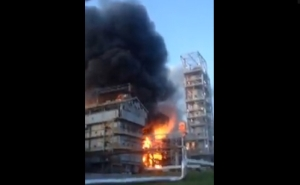 Взрыв на «Уфанефтехим»