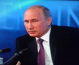 В.Путин : Россия в течении двух лет неизбежно выйдет из кризиса и начнет уверенный рост