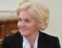 Зам.председателя Правительства РФ ознакомилась с работой роддома РКБ г.Уфа.
