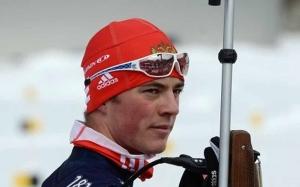 Антон Бабиков биатлонист из Уфы  впервые завоевал золото на Кубке мира