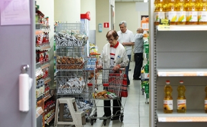 Денежные потери россиян от продуктового эмбарго