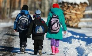 Рекомендации по работе школ в военное время разослали в Красноярском крае