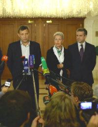 В среду планируется встреча контактной группы в Минске