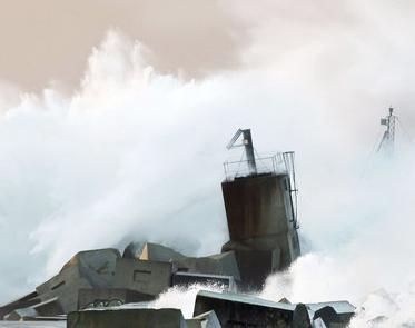Катастрофа в Адриатическом море.