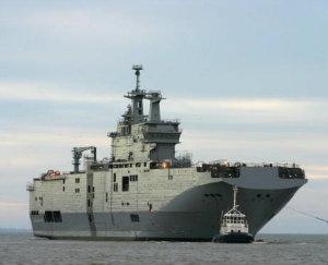 """Франция готова возобновить переговоры по """"Мистралям"""""""