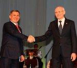 Президент Башкортостана в лидерах рейтинга политической выживаемости губернаторов.