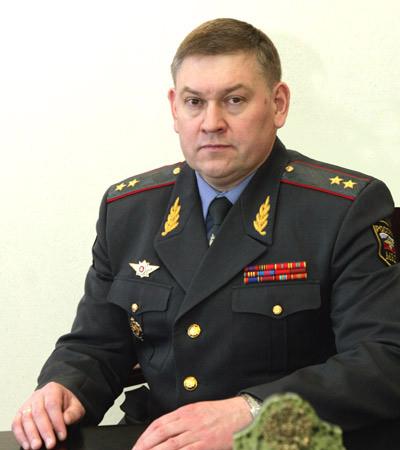 Медведев назначил главу МВД Башкирии Алешина заместителем главы МВД РФ