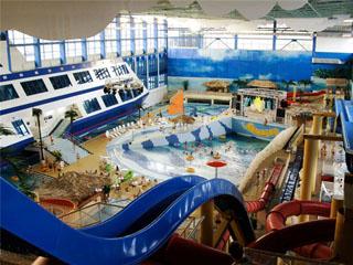 Свой аквапарк в Уфе появится до лета следующего года