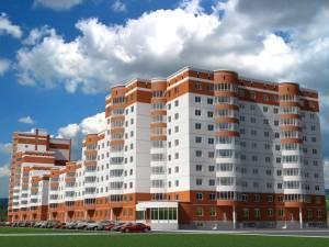 В этом году в Уфе планируют построить нового жилья на 6,3 % больше, чем в прошлом.