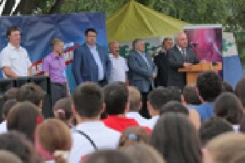 В Башкирии открылся молодежный форум «Я — гражданин-2014»